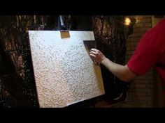 Knock Down Wall Texture -- How To Texture Drywall
