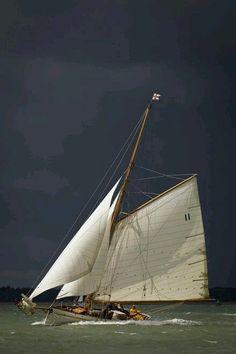 "wave-sails: "" breezy day """