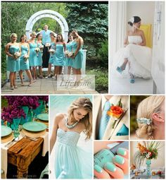 Lifetyme Photo and Videos | East Brunswick, NJ | March Inspired Weddings: Aquamarine!