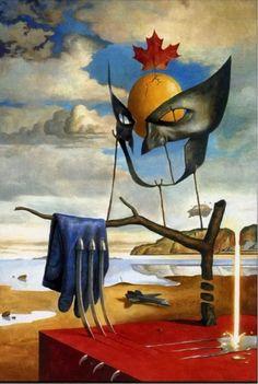 Wolverine, Salvador Dalí