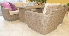 Wunderschönes Loungemöbel für den Garten oder die Terrasse