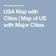 Map Showing Major Cities In Madagascar Citiesinmadagascar Major - Major cities in the us map