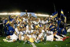 Boca Juniors campeon del futbol argentino 2015