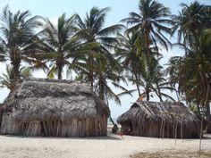 los Kunas viven aquí