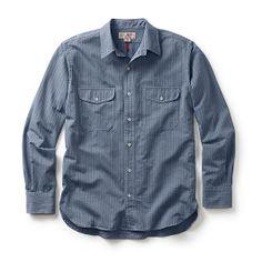 Seattle II Shirt - Herringbone
