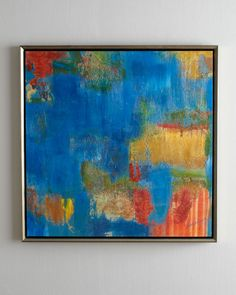 "John-Richard Collection ""Vista in Ravello"" Abstract - Neiman Marcus"