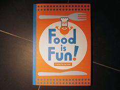 food is fun anorak magazine kids recipes