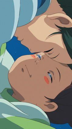 Art Studio Ghibli, Studio Ghibli Movies, Animes Wallpapers, Cute Wallpapers, Aesthetic Art, Aesthetic Anime, Wallpaper Bonitos, Personajes Studio Ghibli, Studio Ghibli Background