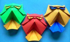 How to make Origami Bird Owl (Roman Diaz)
