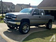 lifted 2007 chevy 1500 extended cab | 2007 Lifted Chevy Silverado 1500 ext cab for sale in Phenix City ...