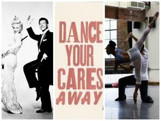 Dance your cares away at THE BALL NY! #dance #studio #classes #salsa #jazzercise #bellydance #nyc