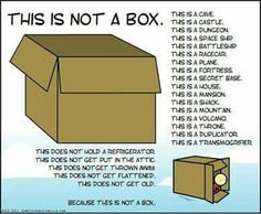 Kids these days think this is a box.it's not a box Chico Yoga, Odyssey Of The Mind, Yoga Lessons, Art Lessons, School Lessons, Creative Curriculum, Gifted Education, Childhood Education, Early Education