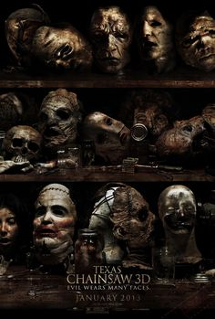 TEXAS CHAINSAW 3D - Official Trailer Unleashed! - http://geektyrant.com/news/2012/9/13/texas-chainsaw-3d-official-trailer-unleashed.html