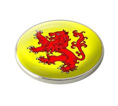 Golf Balls Ideas | SCOTLAND RAMPANT LION GOLF BALL MARKER by Asbri *** Click image for more details. Note:It is Affiliate Link to Amazon.