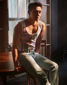 Asian Actors, Korean Actors, Dennis Oh, Calvin Klein, Yoo Ah In, My Calvins, Hot Asian Men, Korean Star, Korean Wave