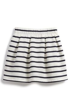 Ruby & Bloom Stripe Woven Skirt (Big Girls) available at #Nordstrom