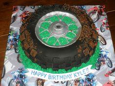 Kyle's Dirt Bike Wheel by amberhoney_nz, via Flickr
