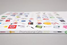 Creative catalogue design and production for specialist B2B promotional gifts supplier SPS