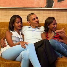 president obama daughters