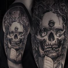 Death by Robert Borbas (@ grindesign) #rookletink #h2oceanproteam #kwadron
