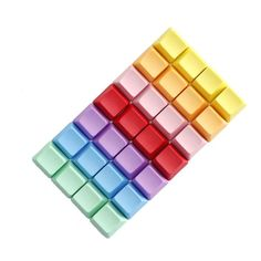 BangGood - Eachine1 4Pcs a Set Blank R1 R2 R3 R4 Multiple Color PBT Thick OEM Profile Keycaps for Mechanical Keyboard - AdoreWe.com