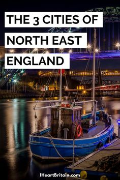 While North East England is often overlooked as a tourist destination, it does have several cities worth visiting - Durham, Sunderland, and Newcastle. #english #travel #tourism #british Durham Castle, Fast And Pray, Discovery Museum, British Travel, Cathedral City, North East England, Local Attractions, The Monks, Travel Tourism