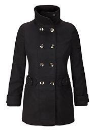Nice, elegant, black coat for the winter Flirt, Saved Items, New Wardrobe, Kappa, Outfit, Coat, Sportswear, Women Wear, Lingerie