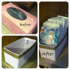 Can used kleenex be recycled