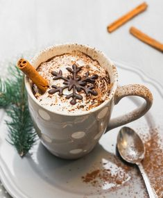 Find and save your favorite chocolate desserts. Collect your ultimate chocolate collection from milky sweet to dark decadence. Christmas Coffee, Christmas Drinks, Winter Christmas, Merry Christmas, Christmas Hot Chocolate, Xmas, Christmas Foods, Christmas Shopping, Christmas Gifts