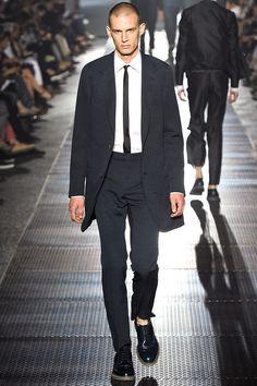 Pret A Porter - París, Lanvin Menswear. Primavera-verano, 2013.