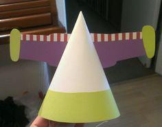 Toy Story Paty sombreros y Goody fiesta bolsas por MagicalBoutique