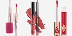 12 Best Spring Lipsticks - Spring 2019 Lipstick Colors We Love Makeup Trends 2019 ulta beauty spring 2019 makeup trends Lip Gloss Colors, Lipstick Colors, Lip Colors, Beste Concealer, National Lipstick Day, Glossy Hair, Best Lipsticks, Nude Lipstick, Bridal Lipstick