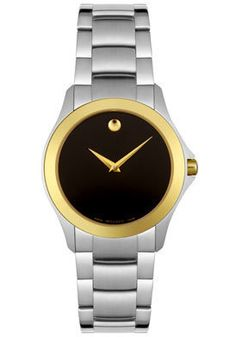 Movado Watch Women's Military Two...       $397.50