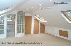 Attic Master Suite | How Much Do Loft Conversions Cost - Loft Conversions Bridgend - Loft ...
