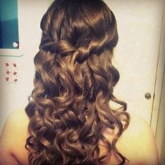 Crown Braid & Updo - Hairstyles and Beauty Tips