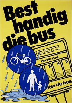 Best handig die bus, 1980