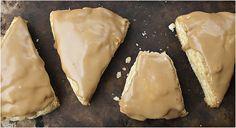 Caramel scone recipe