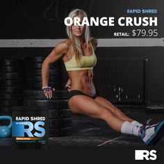 Shred Fat, Orange Crush, Fat Burner, Crushes, Weight Loss, Bra, Healthy, Fitness, Bra Tops