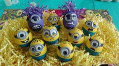 Minions Easter eggs!