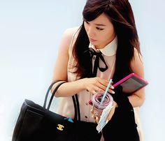 SNSD Tiffany Fashion Style ^.^ Chic and pretty!