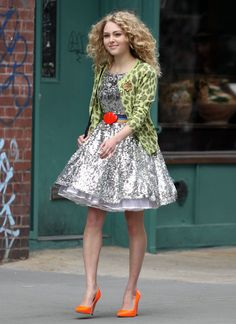 Annasophia Robb Photo - Carrie Diaries Fashion Tops Sex in the City