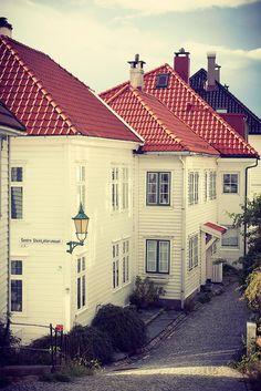 Bergen's Old Wooden Houses