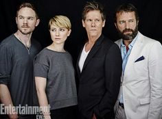 The Following cast SDCC EW shoot
