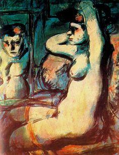 Max Pechstein . Expresionismo alemán – Concha Rodriguez – Webová alba Picasa