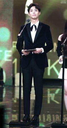 박보검 161224 KBS 연예대상 [ 출처 : ㄱㅁㄹㅇ http://gummelight.tistory.com/77 ]