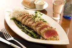 Sesame Ahi Tuna - CRAVE Catering, Minneapolis, St Paul, Twin Cities
