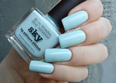 Picture Polish Sky: swatches and review #picturepolish