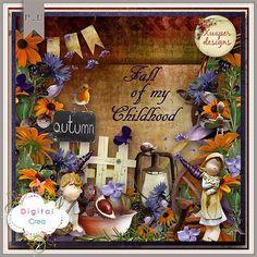 Autumn of my childhood de Xuxper designs