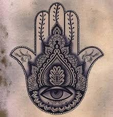hamsa tattoo - Recherche Google