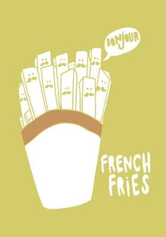 french fry puns - Google Search